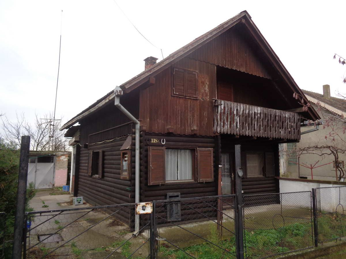 Montažna kuća u Elemiru k_1209