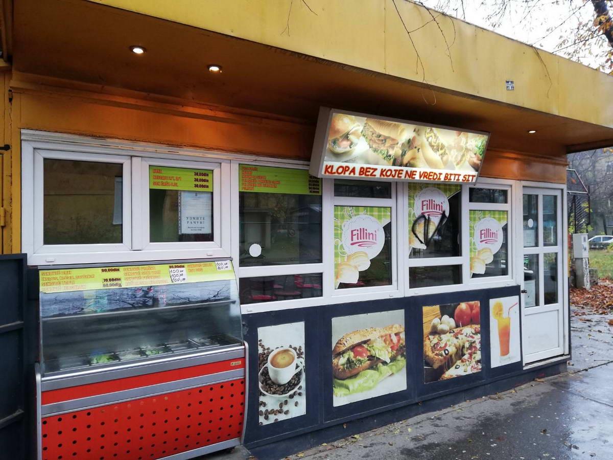 Kiosk brze hrane u Maloj Americi l_117