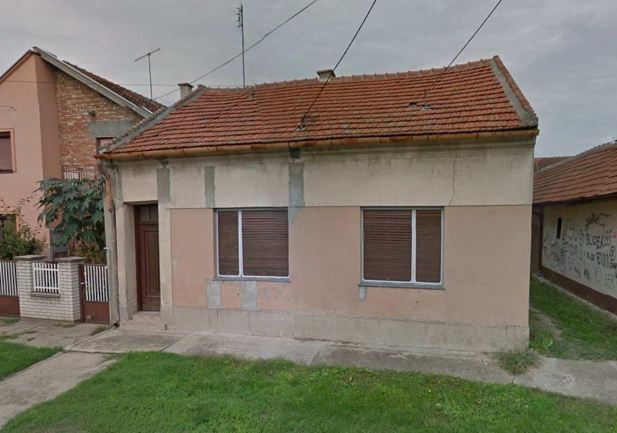 Kuća za rušenje na Žitnom trgu k_1269
