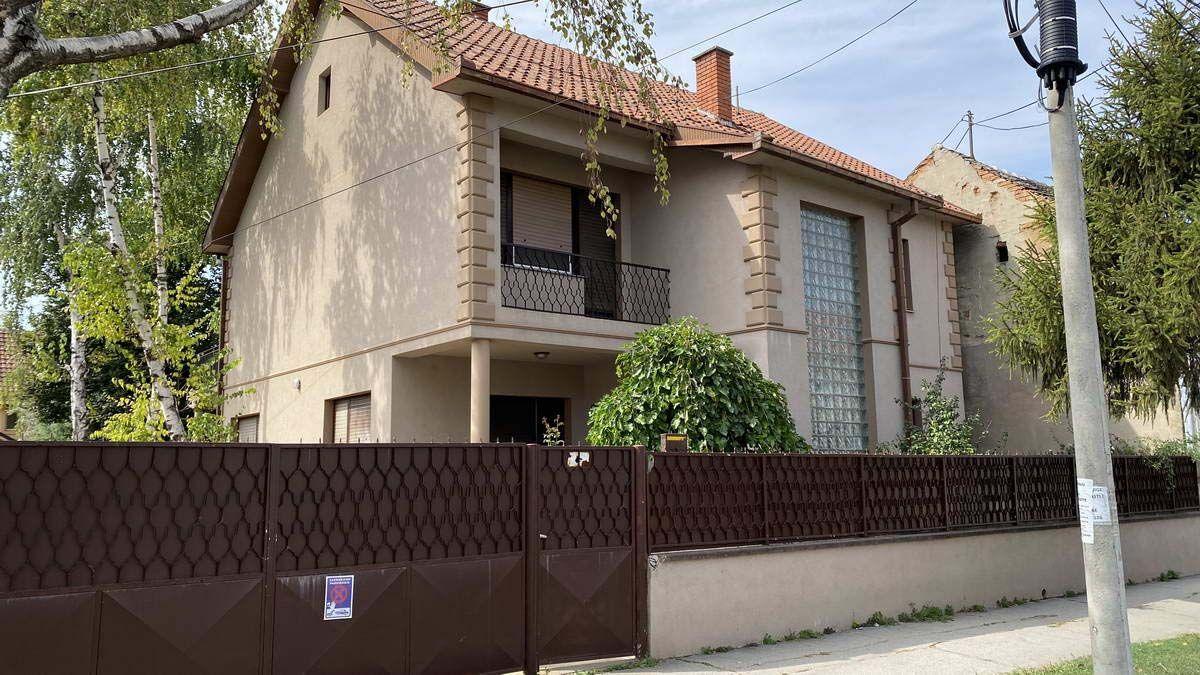 Kuća u Centru grada k_1283