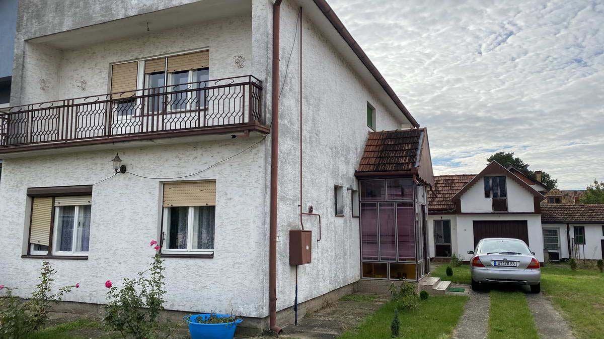 Dvojna kuća na Bagljašu k_1296