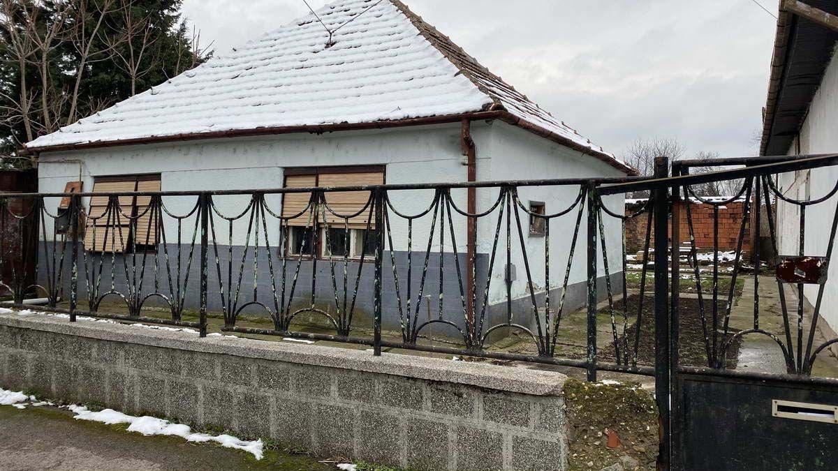 Kuća na Gradnulici k_1315
