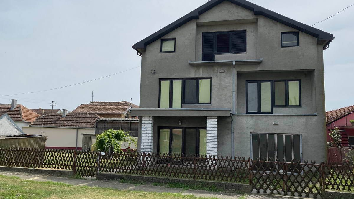 Kuća u Ečki k_1366